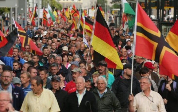 Германы хотод нацизмаас болж онц байдал тогтоов