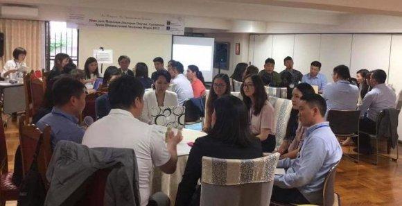 Япон дахь Монголын докторант, судлаачдын форум болно