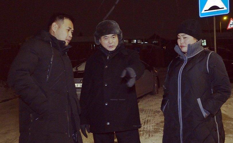 Хотын захирагч С.Амарсайхан амралтын өдөр Чингэлтэй дүүргийн алслагдсан хэсэгт  ажиллалаа