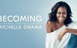 Мишель Обама Грэмми-д нэр дэвшжээ