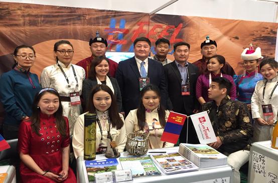 Монголын аялал жуулчлалыг сурталчилж буй Тайпэйн үзэсгэлэн