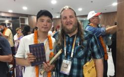 Монгол найрагчдын шүлэг Шинэ Зеландын сэтгүүлд анх удаа нийтлэгдлээ