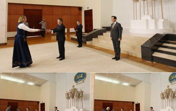 Монгол Улсад хавсран суух зарим Элчин сайд Итгэмжлэх жуух бичгээ өргөн барив