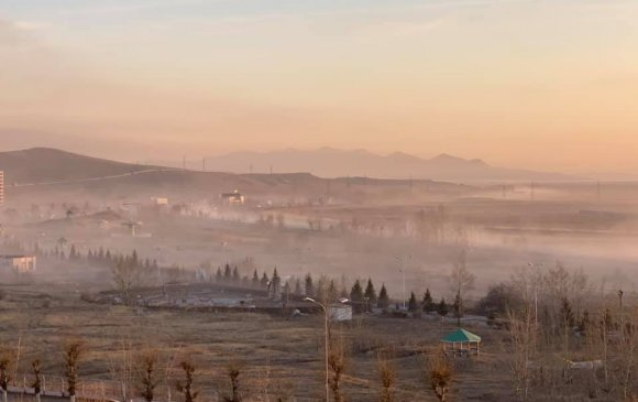 Улаанбаатар-Дархан чиглэлийн замыг түр нээжээ
