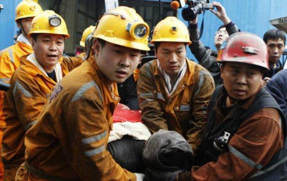 Хятад: Нүүрсний уурхайд дэлбэрэлт болж 15 хүн амь үрэгджээ