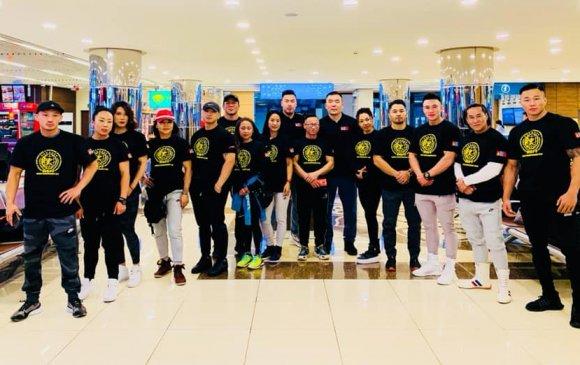 Бодибилдинг, фитнессийн ДАШТ-д Монгол Улсын 16 тамирчин өрсөлдөнө