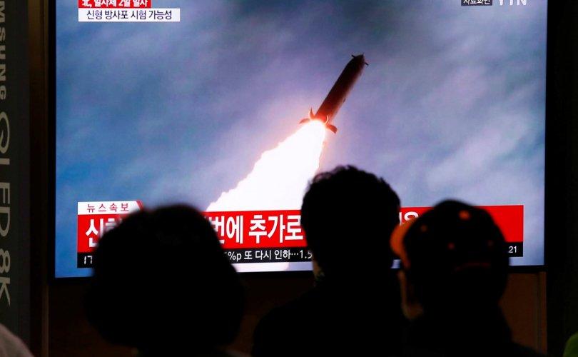 БНАСАУ калибрийн пуужингийн системийг амжилттай туршив
