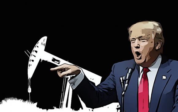 """Америкчууд Сирийн газрын тосыг хамгаалах нэрээр """"хумсалж"""" байна"""