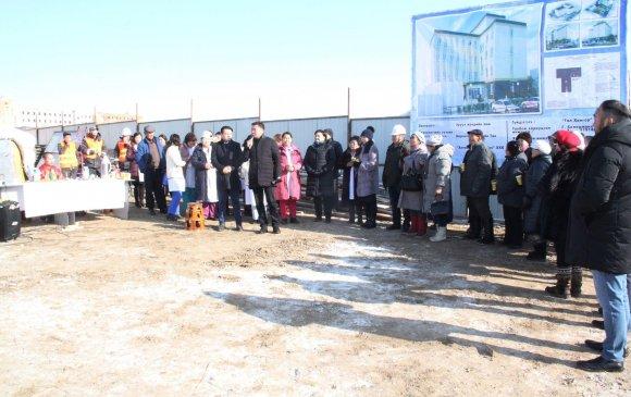 Баянзүрх дүүрэгт 50 ортой хүүхэд болон ахмадын эмнэлэг шинээр баригдана