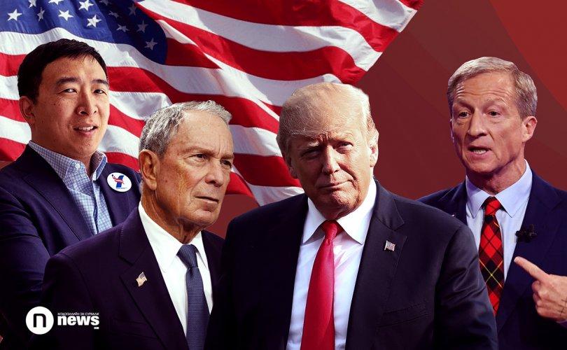 АНУ-ын Ерөнхийлөгчийн сонгуульд нэр дэвшигчид