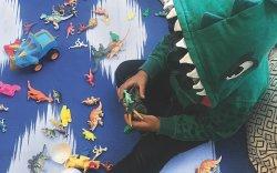 Үлэг гүрвэлд дуртай хүүхэд илүү оюуны чадамжтай байх хандлагатай