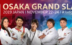"""Жудо: Осакагийн """"Гранд Слам"""" маргааш эхэлнэ"""