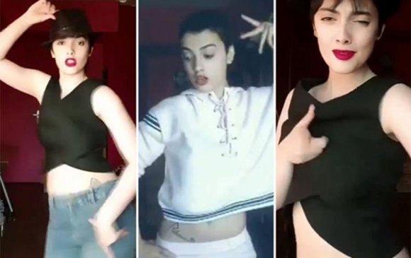 Иранчууд охидоо бүжиглэснийх нь төлөө баривчилж байна