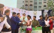 Теннис: Монгол охин 6 мянган ам.доллараар шагнуулав