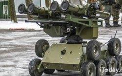 Оросын арми роботыг амжилттай туршжээ