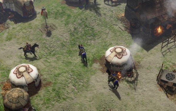Age of Empires 4 тоглоомд Монгол Улс багтжээ