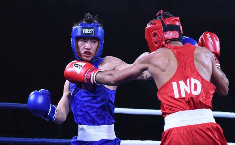 Ази тивийн залуу боксчид аваргаа шалгаруулж байна