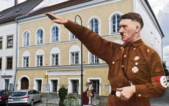 Гитлерийн байшинг цагдаагийн газар болгоно