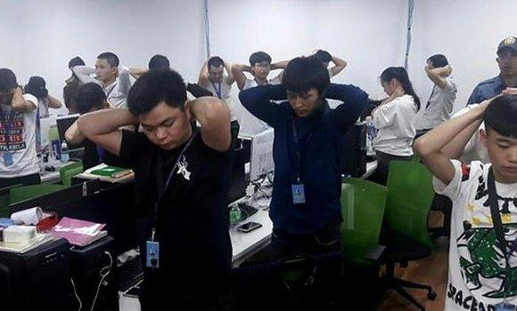 Филиппин: Цахим луйвар хийсэн Хятадын 312 иргэнийг албадан гаргажээ