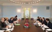 Монгол, Швейцарын ГХЯ хоорондын зөвлөлдөх уулзалт болов