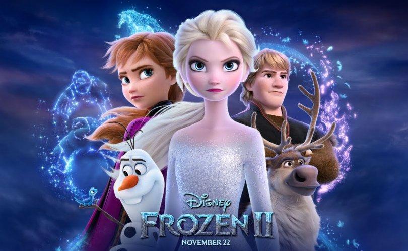 """""""Frozen 2"""" """"Box Office""""-ийг тэргүүлж байна"""