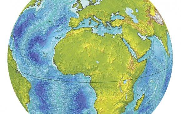Азийн орнуудын газрын зургийг хэр сайн мэдэх вэ?