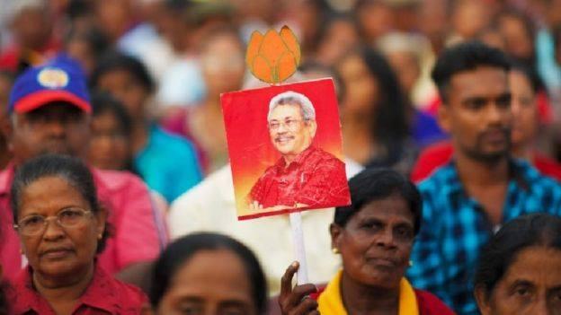 Шри-Ланкчууд шинэ ерөнхийлөгчөө сонгож байна