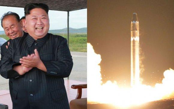 """Ким Жон Ун """"Талархлын баяр""""-аар мэндчилэв"""