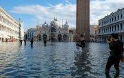 Үзэсгэлэнт Венец үерт автав