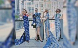 Цахим ертөнцийг шуугиулж буй загвар өмсөгч эмээ нар