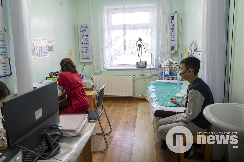 БЗД эмнэлэг 3
