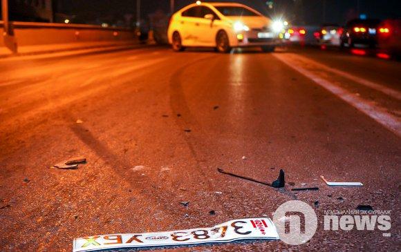 ТЦА: Ослын газраас зугтсан жолоочийг илрүүллээ