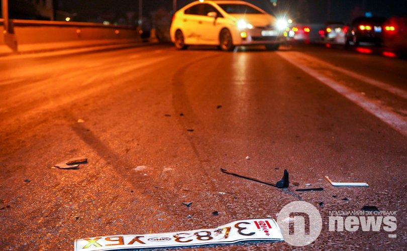 Авто ослоор дөрвөн хүн амиа алджээ