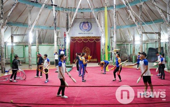 Циркчид болон уран бүтээлчдэд мөнгөн шагнал олгоно