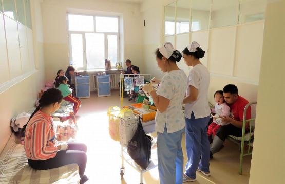 Хүүхдийн эмнэлгүүд уртасгасан цагаар ажиллаж байна