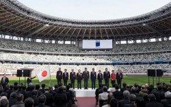 Япон: Үндэсний цэнгэлдэх хүрээлэнг нээжээ