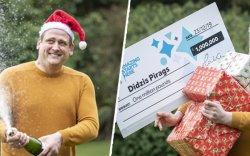 Нэг сая фунт хожсон ч Зул сарын баяраар хуучин ажлаа хийжээ