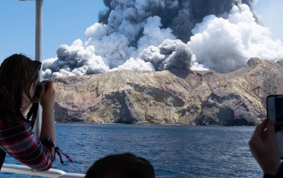 Вакари галт уул дэлбэрснээс таван хүн амиа алджээ