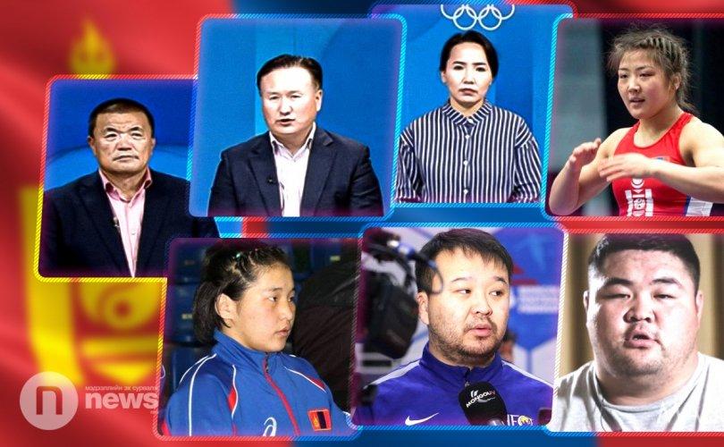 2019: Монголын спортын ертөнцийн СКАНДАЛУУД