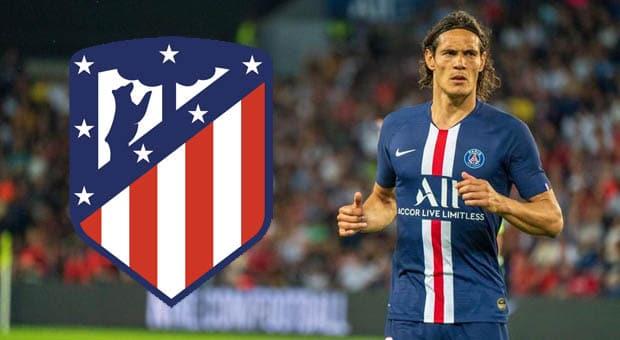 Эдинсон Кавани Атлетико Мадрид клубтэй нэгдлээ
