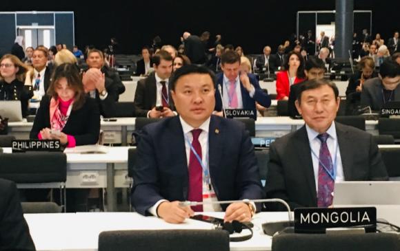 Монгол Улс Парисын хэлэлцээрт оруулах үндэсний зорилтоо шинэчилсэн анхдагчдын нэг боллоо