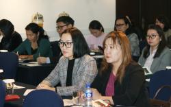 """""""Монгол орны хөрс судлал-2019"""" эрдэм шинжилгээний хурал боллоо"""