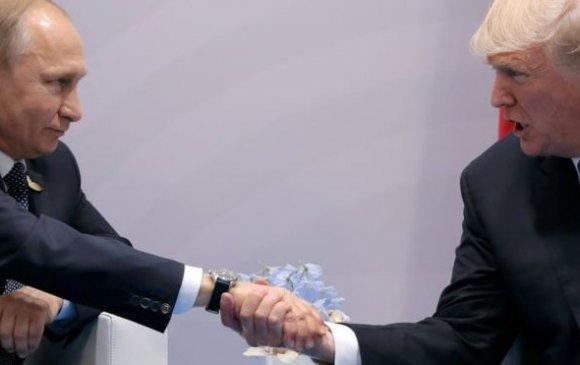 Путин шинэ жилийн халдлагыг мэдээлсэн Трампад талархал илэрхийллээ