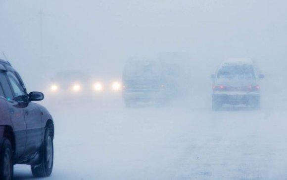 Их хэмжээний цас орж, цасан шуурга шуурахыг анхааруулж байна