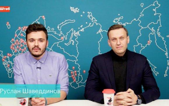 """Навальныйгийн холбоотныг гэрээс нь """"хулгайлсан"""" гэв"""