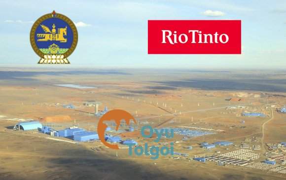 """Засгийн газрын тогтоолыг """"Рио Тинто"""" хүлээн зөвшөөрөв"""