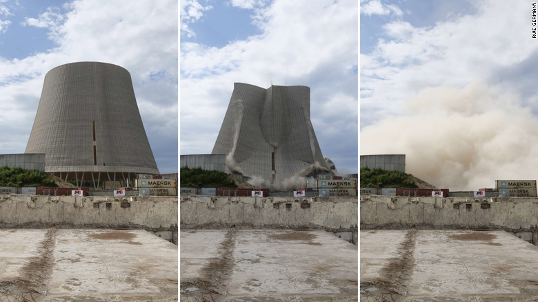 Герман цөмийн хаягдлаа булшлах газар хайж байна