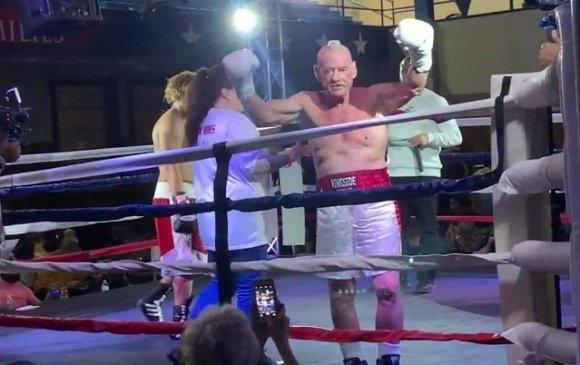 """70 настай боксчин """"Гиннесийн ном""""-д бичигджээ"""