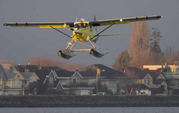 Дэлхийн анхны цахилгаан онгоцыг туршжээ