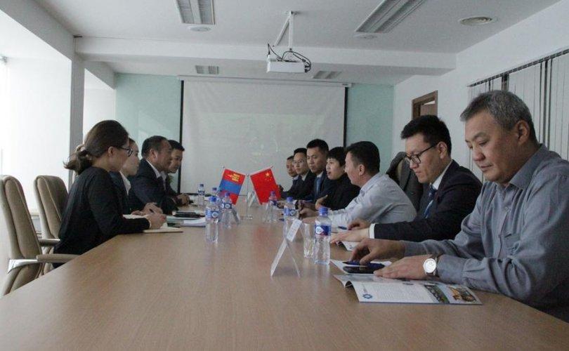 Хятадын Хөгжлийн банктай хамтын ажиллагааг эхлүүлэв